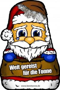 Weihnachtsmanndruck